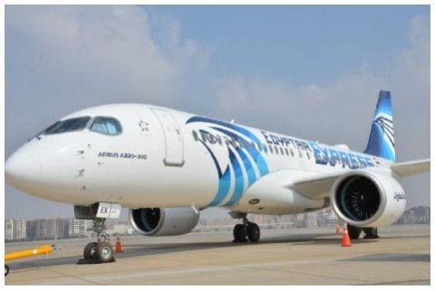 埃及航空接收其首架空客A220-300飞机
