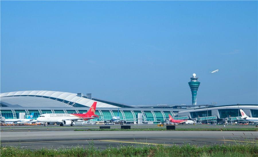 白云机场半年内接连通过国际机场碳排放一级、二级认证