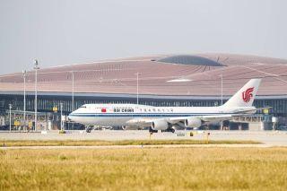 27日國航正式進駐大興機場 每日執行22架次航班
