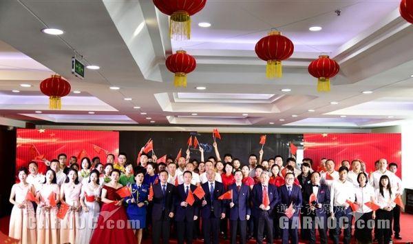 燃!黑龙江空管分局用这样的方式歌唱祖国!