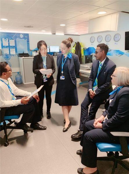 2019年冬春航季 东航将加密上海—伦敦航线