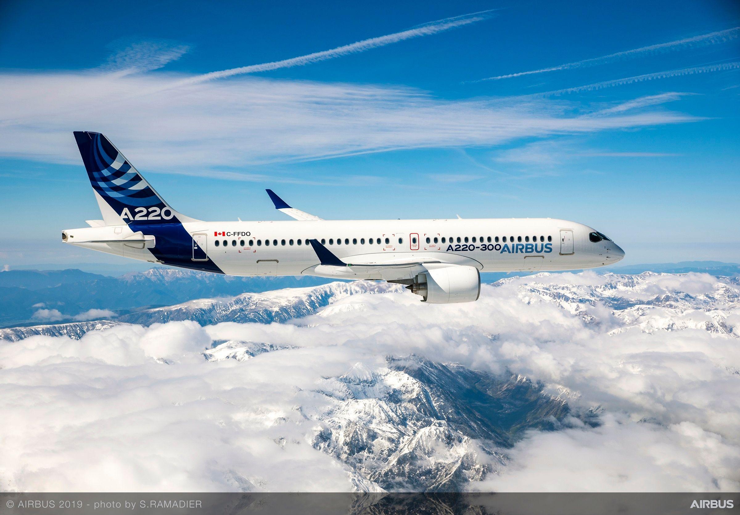 中小型航空市场的新发展与新机遇卓越之选——空客A220系列飞机