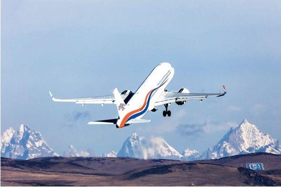 喜馬拉雅航空開通加德滿都直飛貴陽、長沙航班