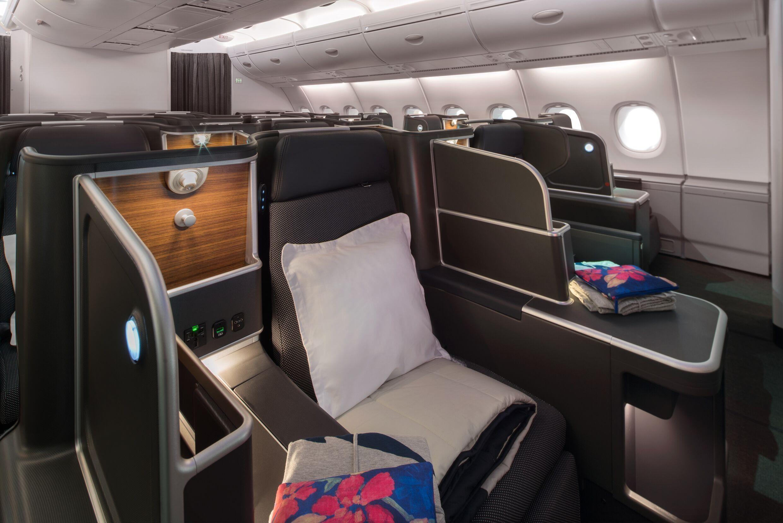 澳洲航空首架全新升级空客A380客机正式投入运营