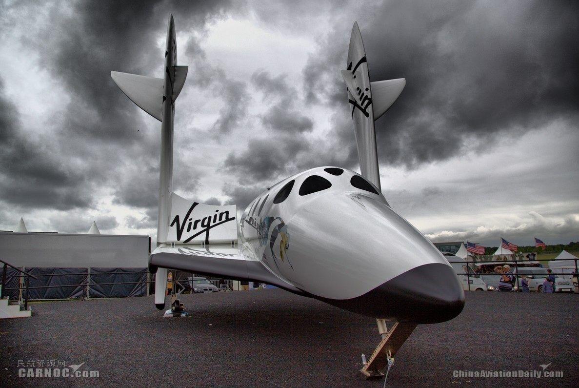 波音公司将向维珍银河投资2000万美元