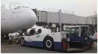 桃園機場拖車撞壞阿聯酋航A380 系今年第6起事故