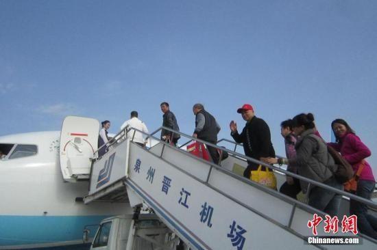 福建泉州晉江機場將新開兩條菲律賓航線