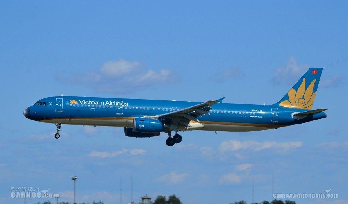 越南航空成第一家提供机上wifi的越南航司