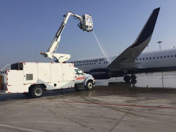 乌鲁木齐航空多措并举保障冬季安全运行
