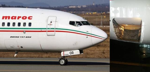 國際航班凌晨降落貨艙門突然打開,是單純意外還是有人搶劫?