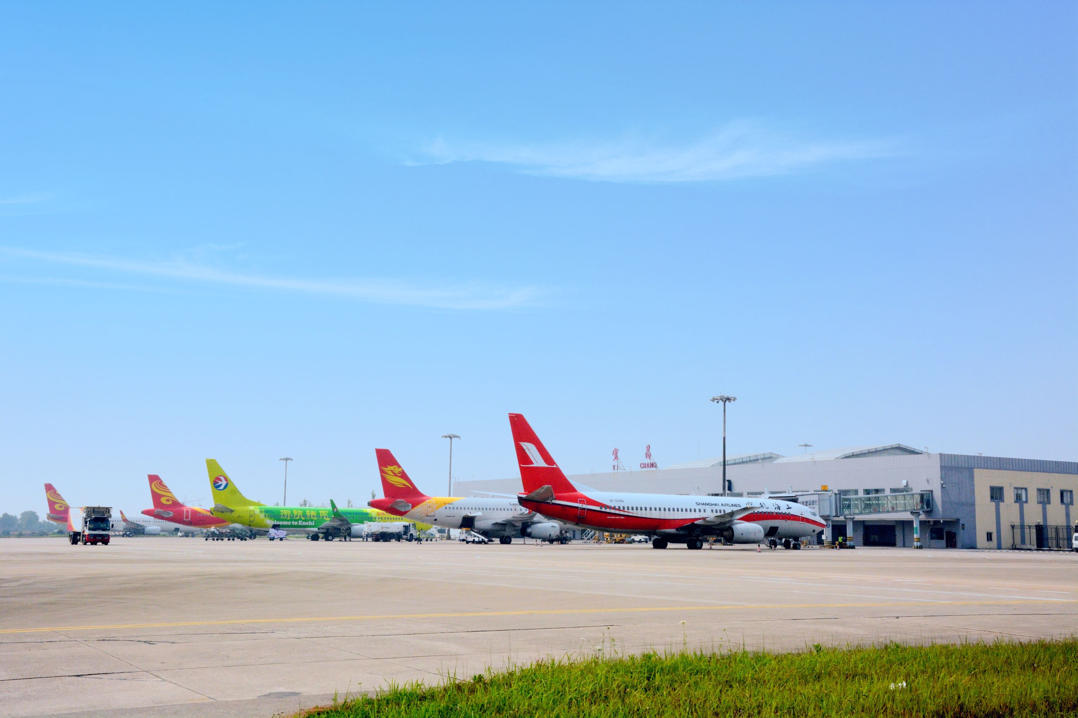 三峡机场冬春换季新增多条航线