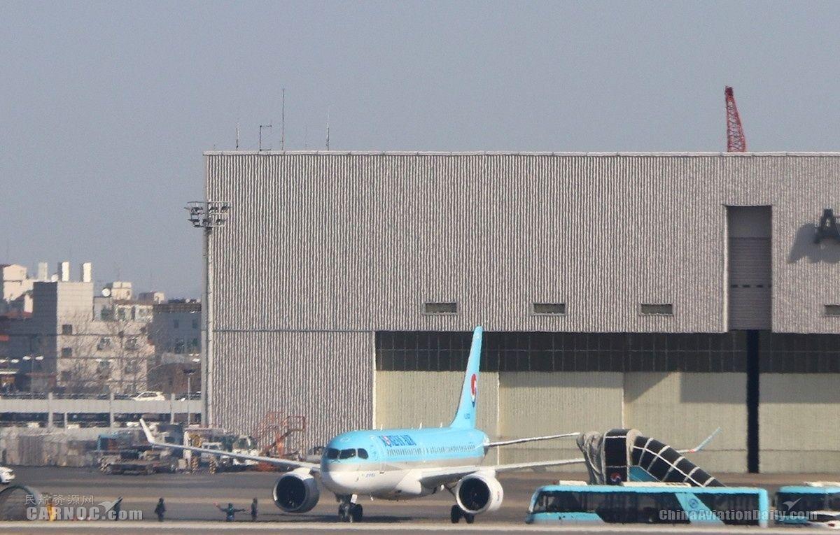 大韩航空:正在对A220发动机进行紧急检查