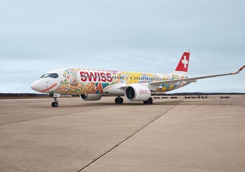 瑞士航空:A220机队将于17日恢复正常航班运营