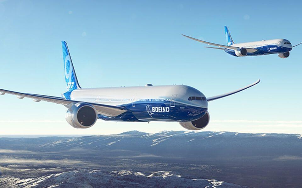 民航早报:波音777X在9月份压力测试时机身撕裂