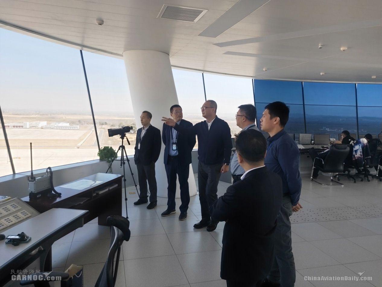 长春龙嘉机场完成机坪塔台管制职责全部移交