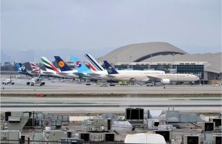 洛杉磯將斥資170億美元升級洛杉磯國際機場