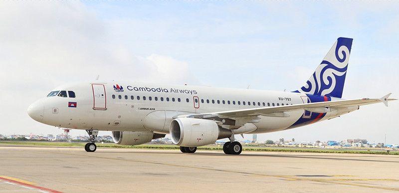 11月8日,柬埔寨航空将开通金边=温州定期直飞航线