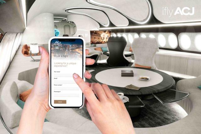 空客公务机推出在线叫飞机服务网站