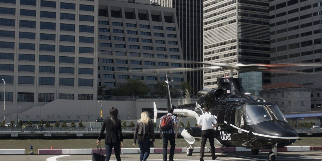 美议员提案:禁止纽约上空一切非必要直升机飞行