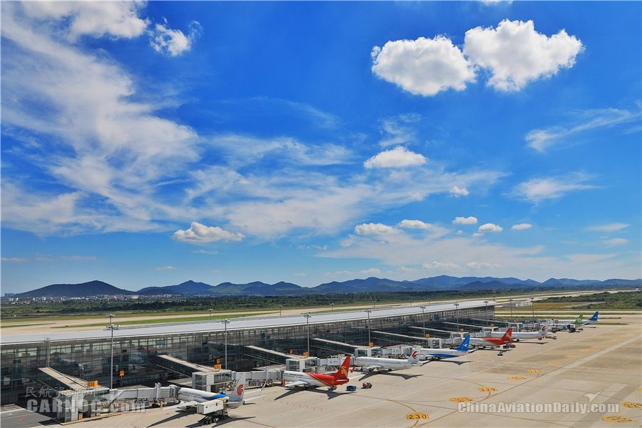 南京禄口机场开启冬春航季 新增加密多条国内外航线