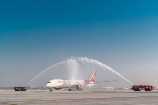 吉祥航空转场大兴 波音787正式投放京沪航线
