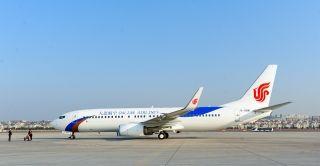 第13架飛機加盟大連航空  服務東北全面振興戰略
