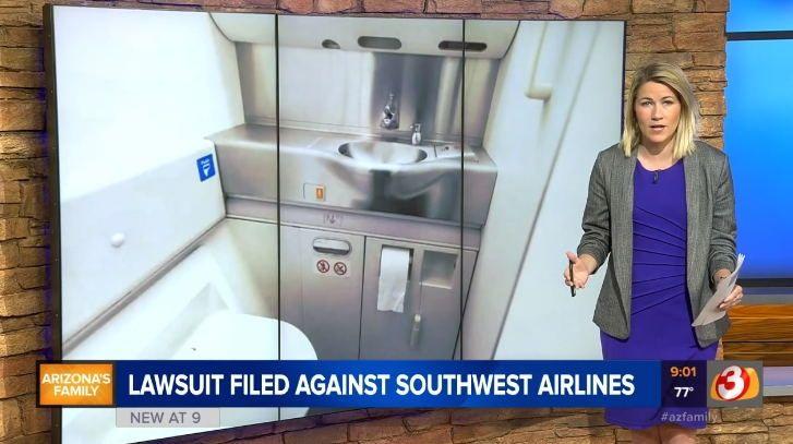 丑闻!美航班洗手间现隐形摄像头 两位机长在线观看被空乘举报