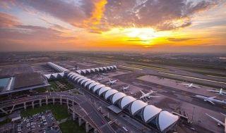 素萬那普國際機場將進行跑道維修