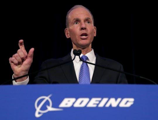 波音CEO:我们知道我们在737MAX上犯错了