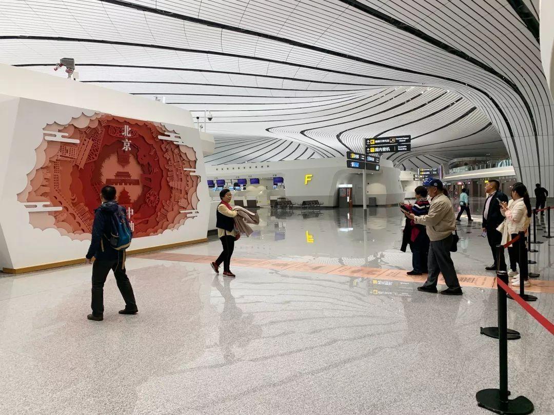 暴走20000步之后,现身说法大兴机场逛街党是旅客23倍的真相