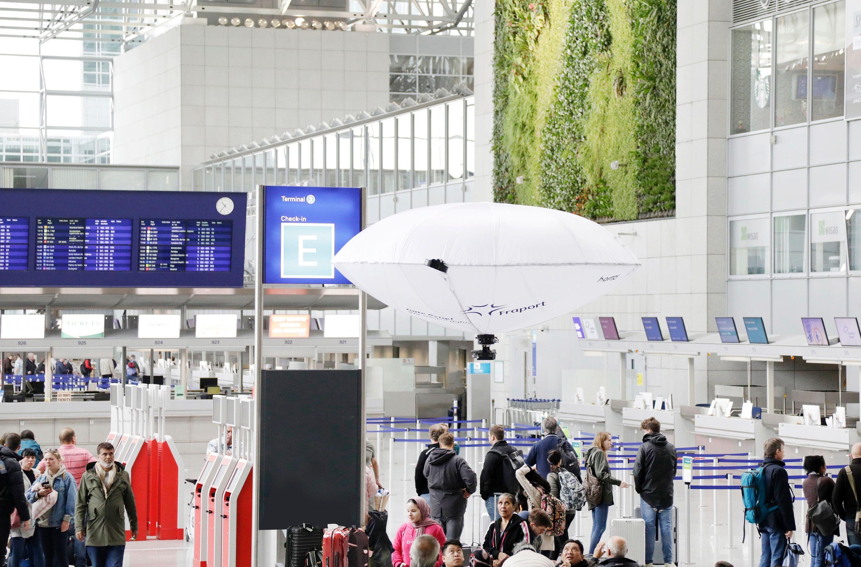 新技术!法兰克福机场测试混合动力飞行器
