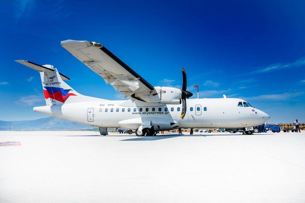 卡塔尔航空与希腊Sky Express航空签署联运协议