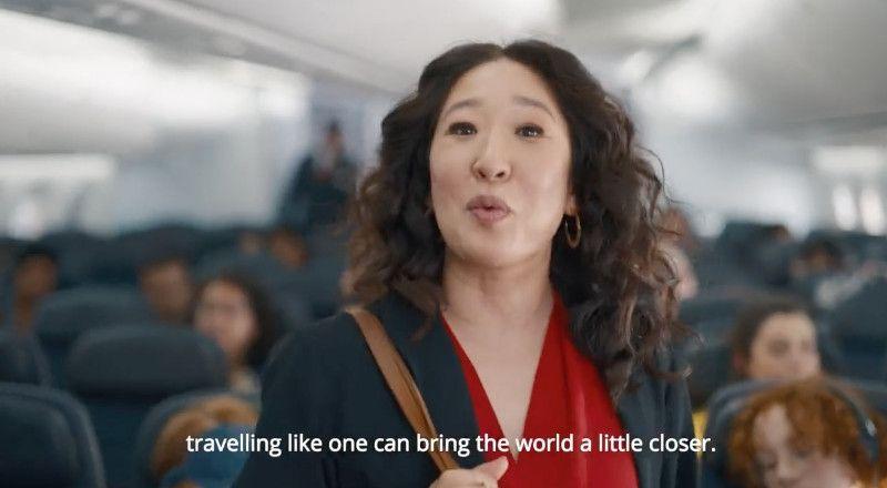 吴珊卓为加航拍广告,手把手教你像加拿大人一样旅行