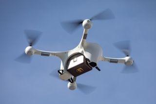 UPS無人機完成首例處方藥快遞到家服務