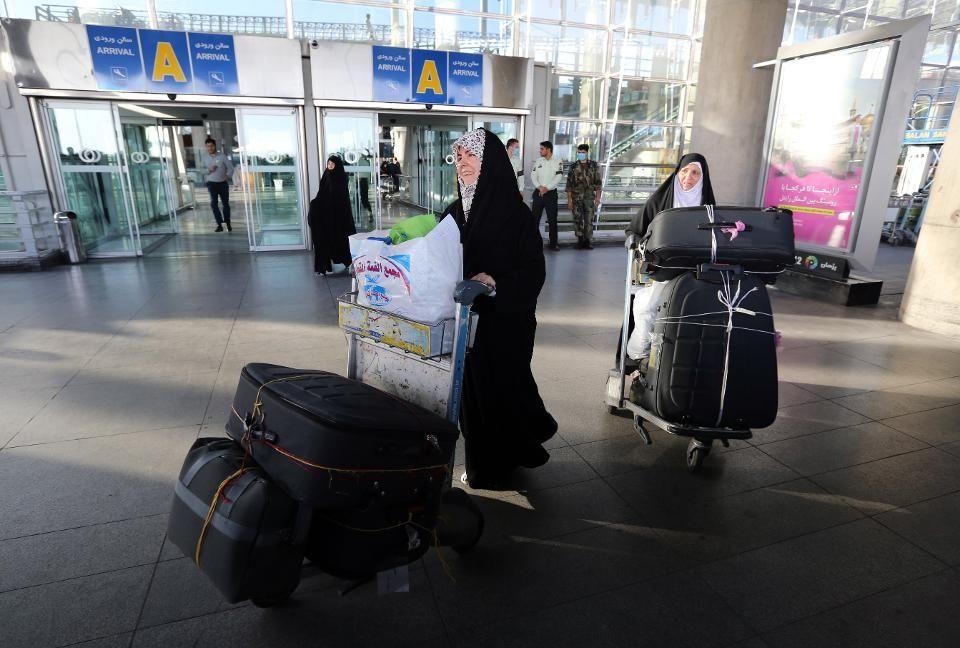 不利因素交加 伊朗的航空旅客數量正快速減少