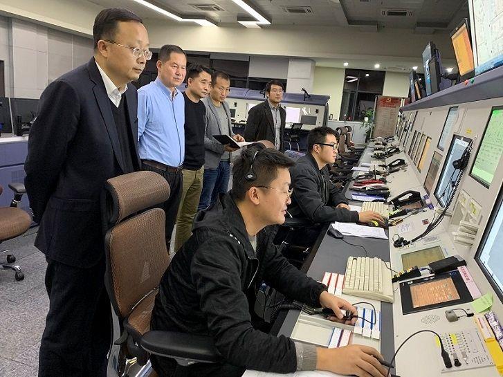银川机场PBN程序正式启动 宁夏空管进近管制室顺利保障