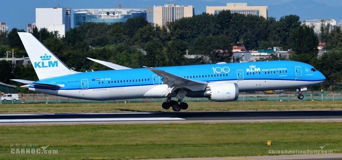荷航拟退役A330客机 成为全波音机队