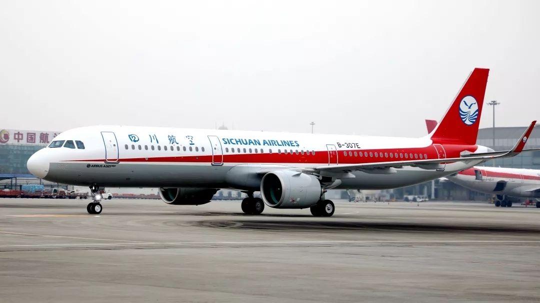 新机加盟 川航机队规模达156架