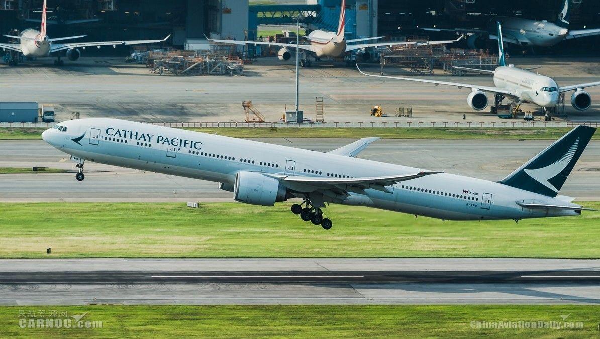 前景不明 国泰航空削减运力推迟接收4架空客飞机