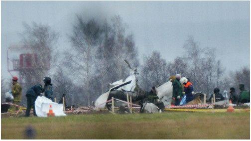 俄罗斯公布六年前波音客机喀山坠毁事故原因