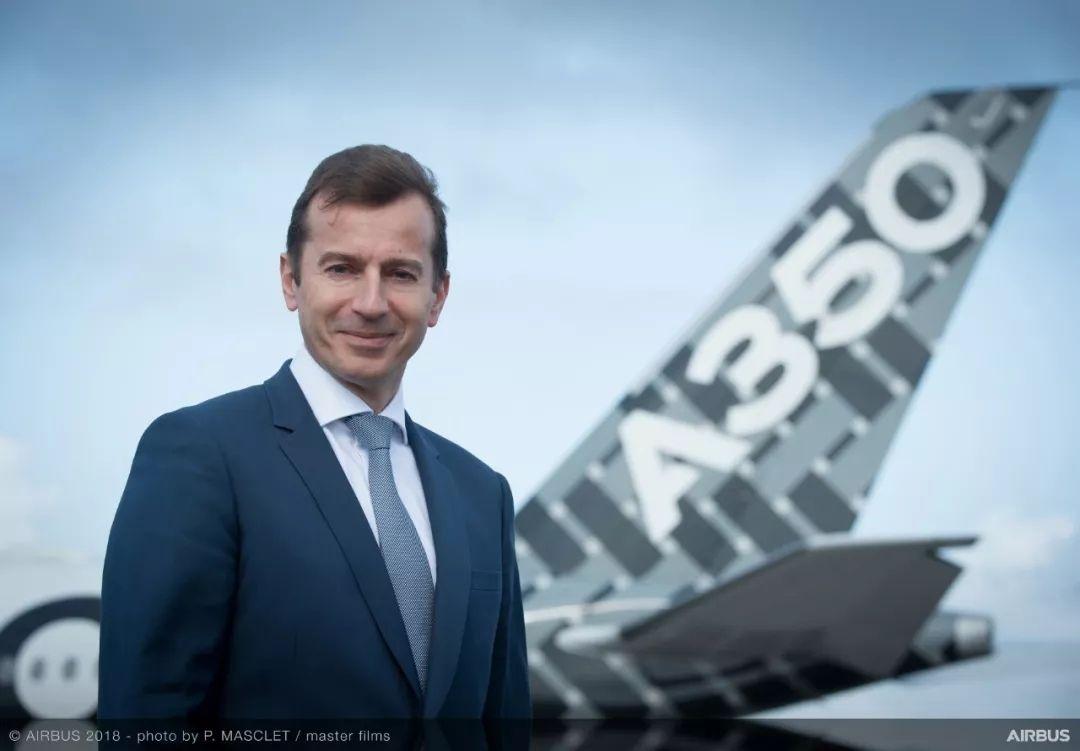 空客CEO傅里:对中国市场充满信心 将加强在华研发工作