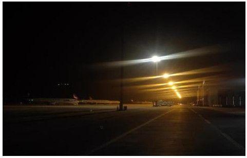吐鲁番机场迎来2019年冬季首次备降
