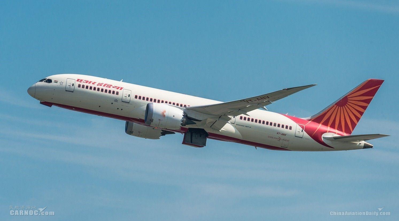 印度政府批准出售印度航空战略股权