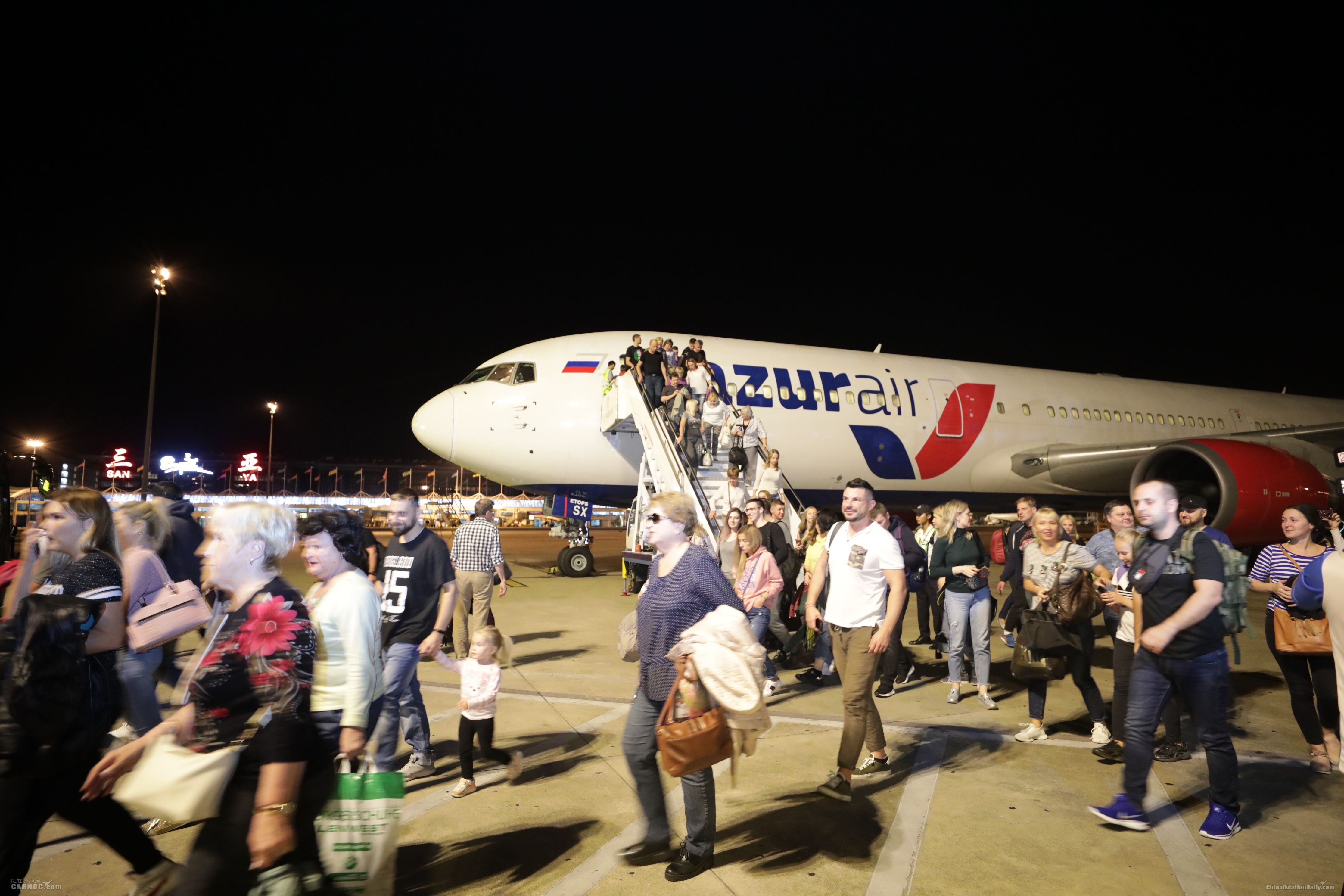 三亚机场国际(地区)旅客吞吐量首次突破100万人次