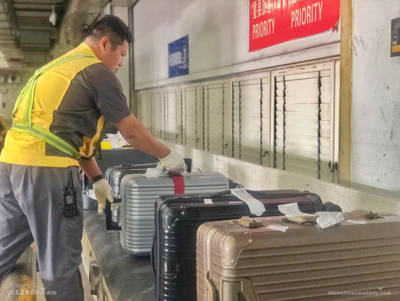 三亞機場優化行李提取流程 縮減旅客等候時間