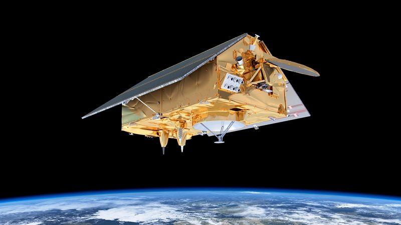 空中客车检测海洋卫星Sentinel-6A的运行状况