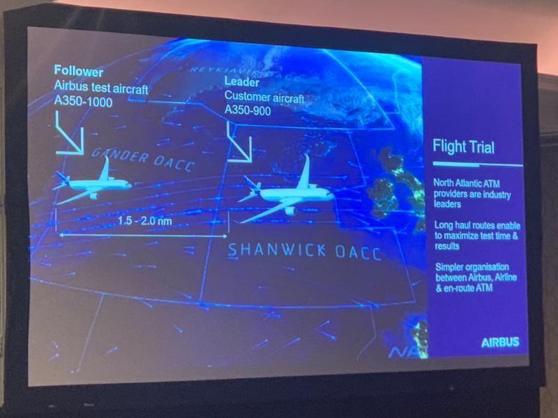 空客计划用客机实施跨大西洋编队飞行测试