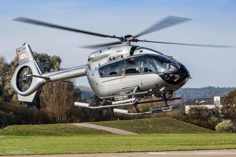 空客向Airlift公司交付希腊首架H145直升机