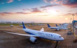 2020年冬春航季,厦航将新开航线近30条