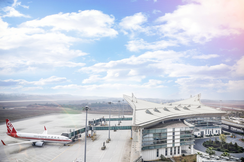 衡阳机场年旅客吞吐量突破100万人次